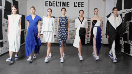 Edeline Lee: Fall 2014 Video Fashion Week