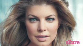 Fergie's 2011 Cover Shoot