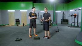 TABATA: At-Home Full Body Workout