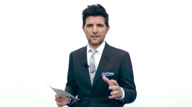 Adam Scott's Worst Fashion Mistake
