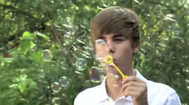 Behind the Scenes of Justin Bieber's 2010 Cover Shoot