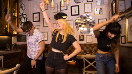 Want to Learn the Dance Moves to 'Real Girl' with Chantal Claret and Foxes?