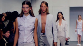 Full Runway Show: Helmut Lang's Final Spring 2005 Collection