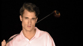 Glamour Gift of the Week – Meet Matt. A Golf Pro Looking For Someone To Travel With. Or Not. Whatever You Prefer.