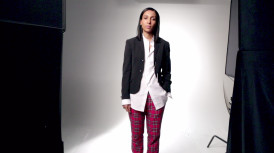 From the Vogue Closet: Punky Plaids