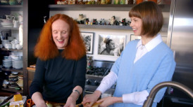 Elettra's Goodness: Grace Coddington's Steak & Potatoes Dauphinois