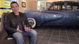 Car Collectors: Eric Breslow's 1948 Tucker Sedan