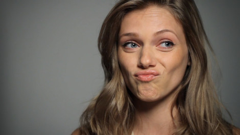 Behind the Scenes of with Tracy Spiridakos - GQ