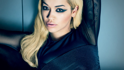 Behind the Scenes with Rita Ora at her GQ Photo Shoot