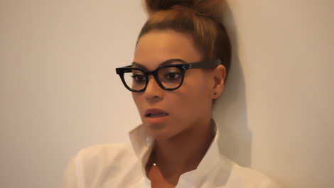 Behind the Scenes with Beyonce - GQ Cover Shoot February 2013