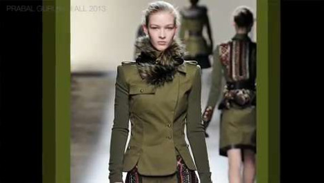 The Top 5 Fashion Trends from Fall 2013 New York Fashion Week