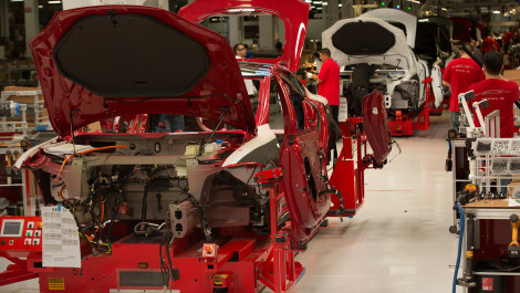 Tesla Motors Part 1: Behind the Scenes of How the Tesla Model S is Made