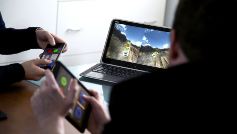 Brass Monkey: Reinventing Multiscreen Gaming Experiences