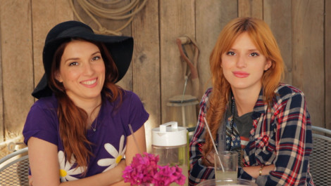 Best Friend Tag with Bella and Dani Thorne