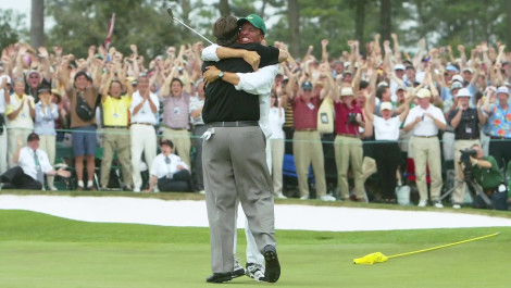 Most Memorable Masters
