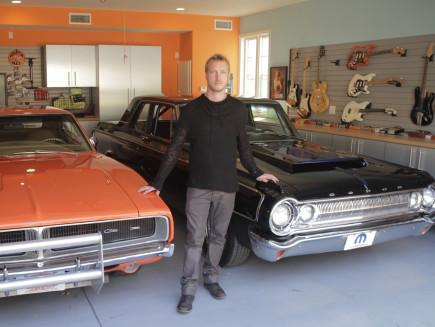 Watch Car Collectors Kenny Wayne Shepherd S Garage Gq