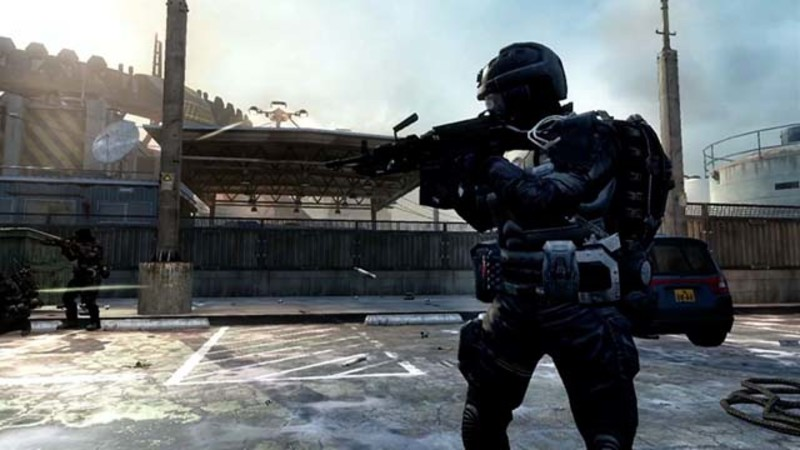 Wired e3 2012 call of duty black ops 2