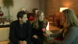 "Adrien Brody & Sarah Polley on ""Splice"""