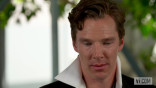 Star Trek into Darkness Star Benedict Cumberbatch on How J. J. Abrams Cast Him (Using iPhone Video)