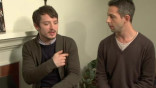 "Elijah Wood and Jeremy Strong on ""The Romantics"""