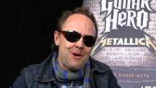 "Lars Ulrich on ""Guitar Hero: Metallica"""