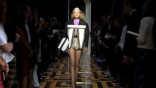 Balenciaga: Spring 2012 Ready-to-Wear