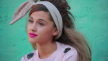 Behind the Scenes of Ariana Grande's Teen Vogue Cover Shoot