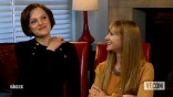 "Elizabeth Moss and Holly Hunter on ""Top of the Lake"""