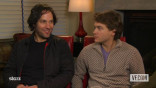 "Paul Rudd and Emile Hirsch on ""Prince Avalanche"""