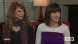 "Rosemarie DeWitt and Lynn Shelton on ""Touchy Feely"""