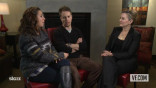 "Maya Rudolph and Sam Rockwell on ""The Way, Way Back"""