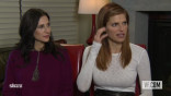 "Lake Bell and Michaela Watkins on ""In a World"""