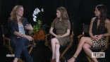 "Anna Kendrick & Natalie Martinez on ""End of Watch"""