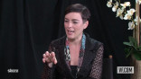 "Olivia Williams on ""Hyde Park on Hudson"" and ""Anna Karenina"""