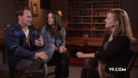 "Liv Tyler and Patrick Wilson on ""The Ledge"""
