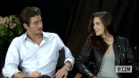 "Garrett Hedlund and Kristen Stewart on ""On the Road"""