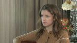 "Anna Kendrick on ""50/50"""