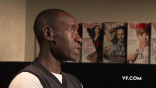 "Don Cheadle on ""The Guard"""