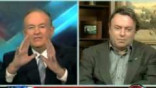 Christopher Hitchens Steps Into the Ring with Bill O'Reilly