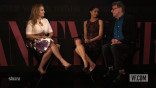 "Gugu Mbatha-Raw & Tom Wilkinson on ""Belle"""