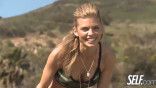 Annalynne McCord's Stay-Slim Moves