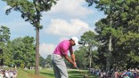 Tiger Woods' Golf Swing