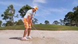 Rickie Fowler: The Fairway Bunker Shot