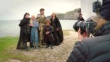 Behind the Scenes of Our Cover Shoot with the Cast of 'Game of Thrones'