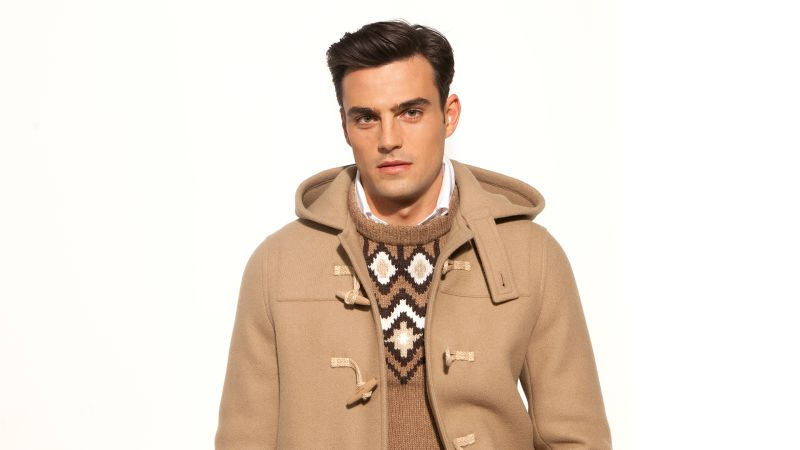 Watch What to Wear Now   How to Wear a Duffel Coat   GQ Video   CNE