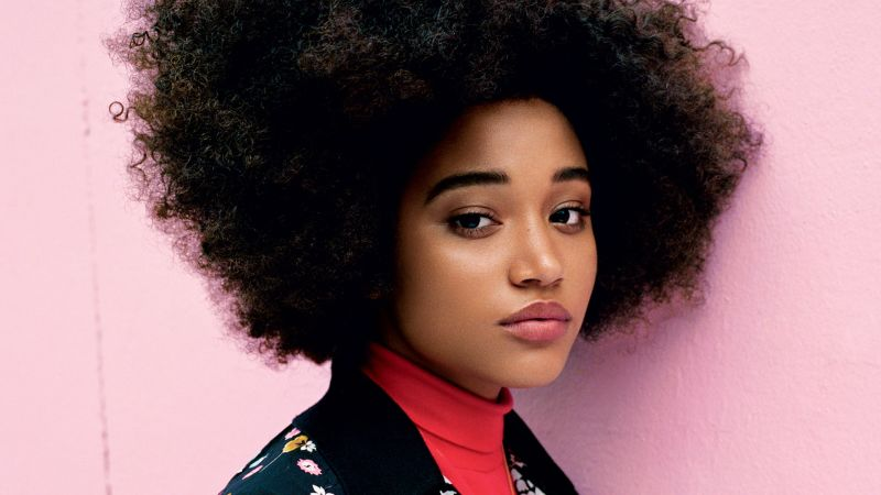 Teen Vogue Black Girl Magic Video Series With Amandla Stenberg And Her Inspiring Friends