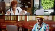 Table 13:  Janelle Monae Breaks Bread with Marcus Samuelsson