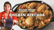 Melissa Makes Chicken Afritada