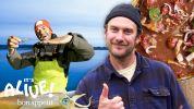 Brad Goes Squid Fishing