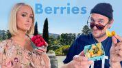 Paris Hilton & Brad Taste Berries And Make Jam